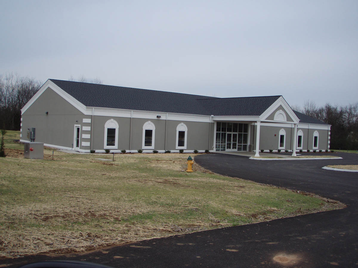 Murfreesboro, TN Church with ICF
