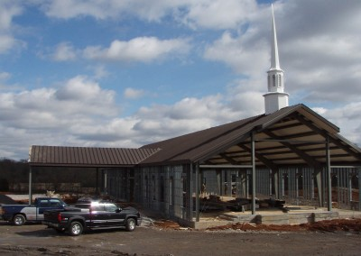 Smyrna, TN Church - The Hybrid Group Inc. - Murfreesboro Tennessee