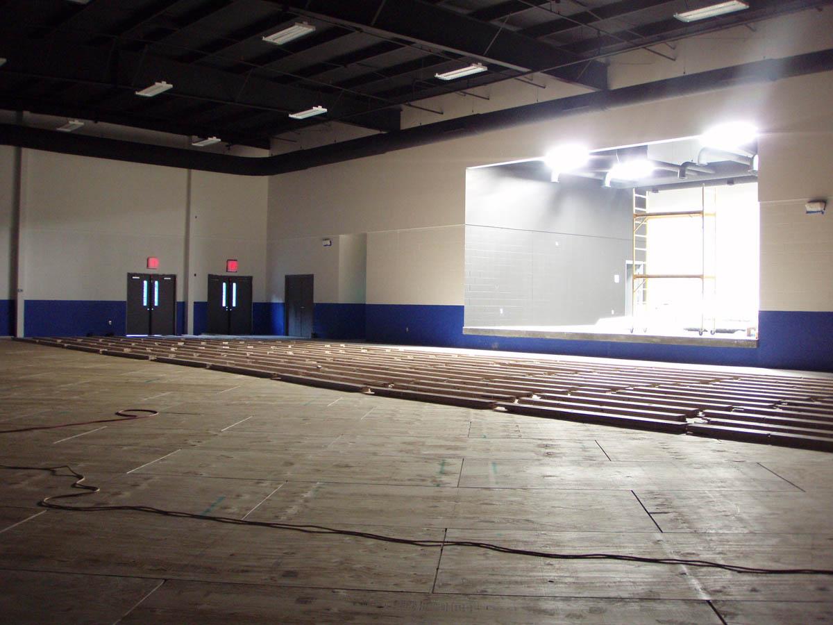 Lancaster Christian Academy Gymnasium The Hybrid Group Inc