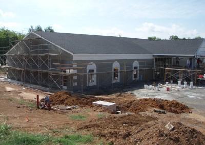 Murfreesboro, TN Church with ICF - The Hybrid Group Inc.