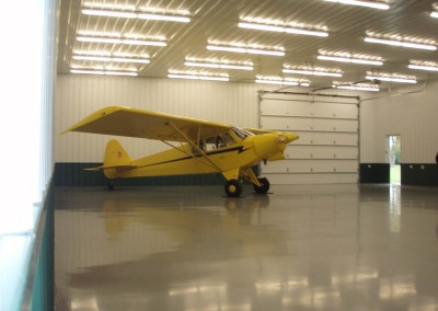 Aircraft Hangar Photo