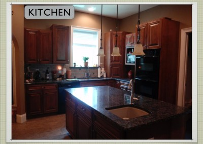 Kitchen -  Two Story ICF Home - The Hybrid Group Inc. - Murfreesboro Tennessee