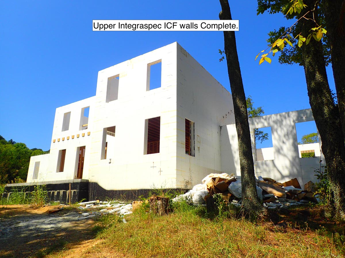 Two Story ICF Home